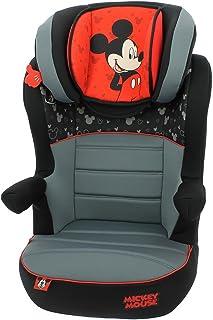 Nania R-Way Luxe Grupo 2/3 Highback Booster asiento de coche, Disney Mickey