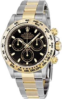 Best rolex daytona steel and yellow gold Reviews