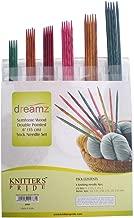 Knitter's Pride KP200605 Dreamz Double Pointed Needle Socks Kit, 6