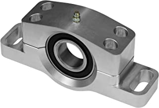 SuperATV Heavy Duty Billet Aluminum Carrier Bearing for Polaris RZR XP 1000 / XP 4 1000 (2014+) - Greaseable and Self Aligning!