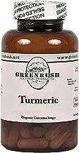 Greenbush Turmeric | 575 mg, 100 Capsules | Joint Support & Pain Management