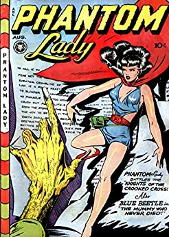Phantom Lady (Knights Of The Crooked Cross Book 13) by [Gregory Page, Paul Gary, Matt Baker, Paul Parker, Victor Fox]