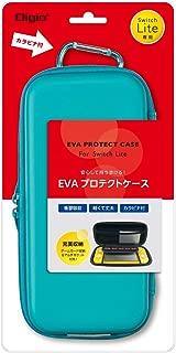 Nintendo Switch Lite 用 プロテクトケース ターコイズ Z2657