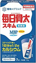 雪印メグミルク 毎日骨太MBPスキム スティックタイプ 16g 7本