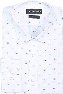 Buenza Sry Kesme 1002 Slim Fit Uzun Kol Gömlek - Turkuaz