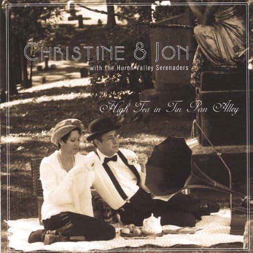 Christine & Jon