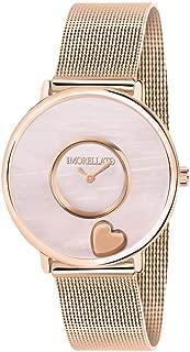 Morellato R0153150505 Scrigno D Amore Year Round Analog Quartz Rose Gold Watch