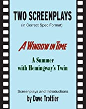 Two Screenplays (in correct spec format)
