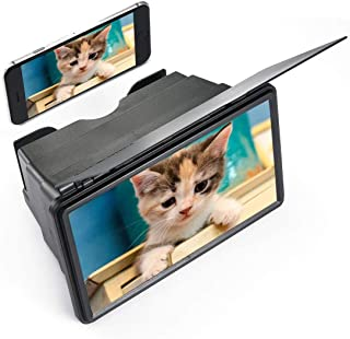 ENJIT Screen Magnifier for Cell Phone, 12