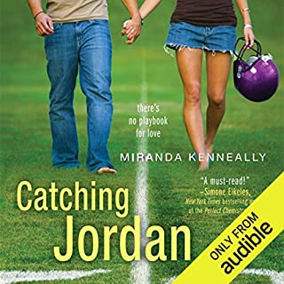 Catching Jordan cover art