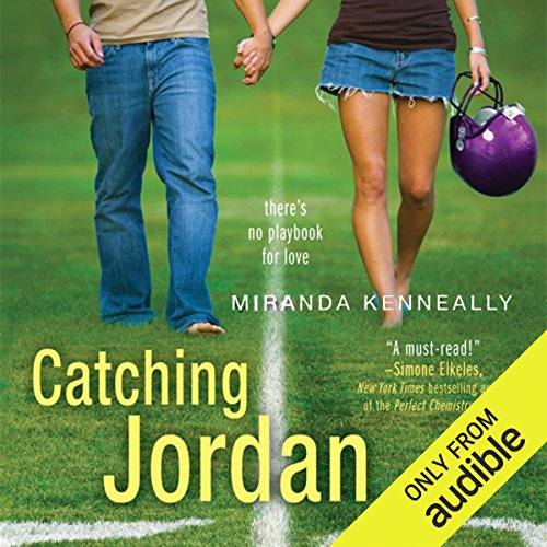 Catching Jordan audiobook cover art