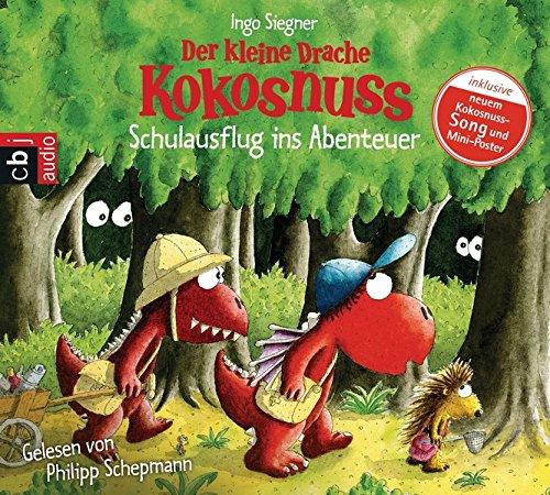 Der kleine Drache Kokosnuss - Schulausflug ins Abenteuer (Die Abenteuer des kleinen Drachen Kokosnuss, Band 19)