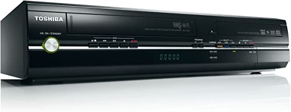 Toshiba RD-XV48DT Enregistreur DVD combo Disque dur 160 Go + Magnétoscope VHS + TNT