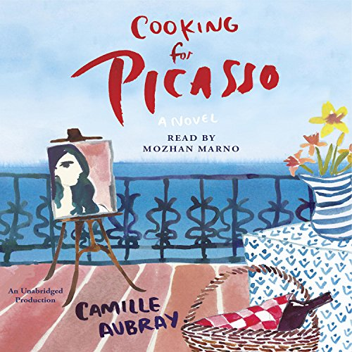 Cooking for Picasso cover art