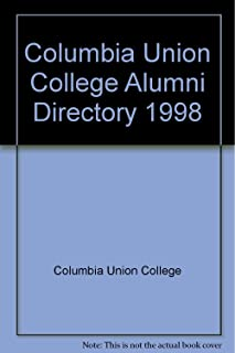 Columbia Union College Alumni Directory 1998
