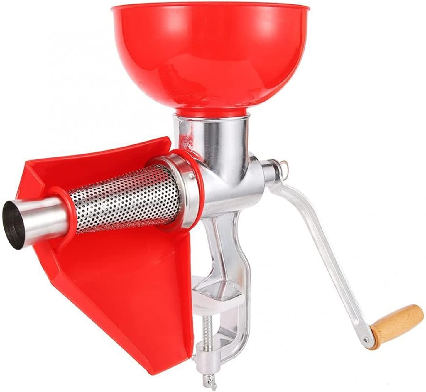 ZSL Portable Fruit Juicer Manual Tool Pressure Lemon Tomato Hand Los Angeles Mall New products, world's highest quality popular!
