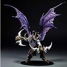 Quner-Propel Demon Hunter Illidan Stormwind Demon Form Collection Doll Model Stormrage