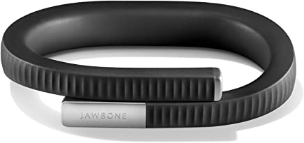 Jawbone UP24 Medium Wristband, Onyx (Discontinued by Manufacturer)