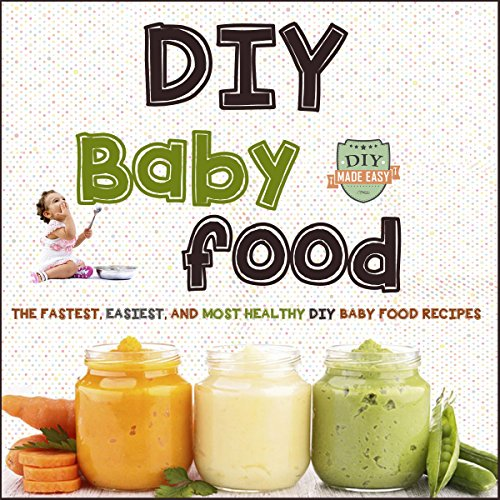 DIY Baby Food cover art
