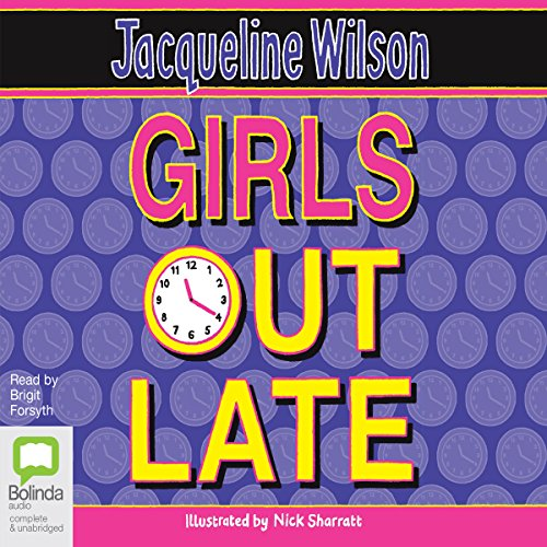 Girls Out Late audiobook cover art