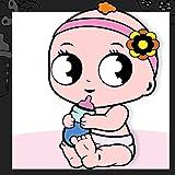 Livro de colorir para bebês