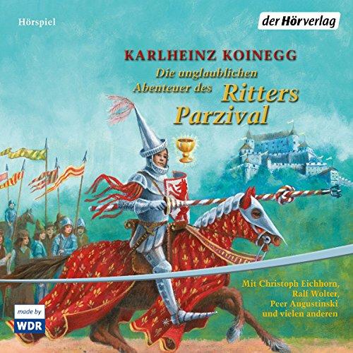 Die unglaublichen Abenteuer des Ritters Parzival Titelbild