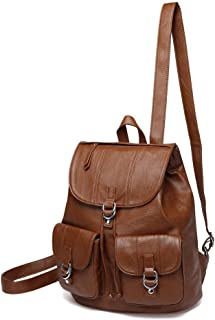 Best mini leather drawstring backpack Reviews