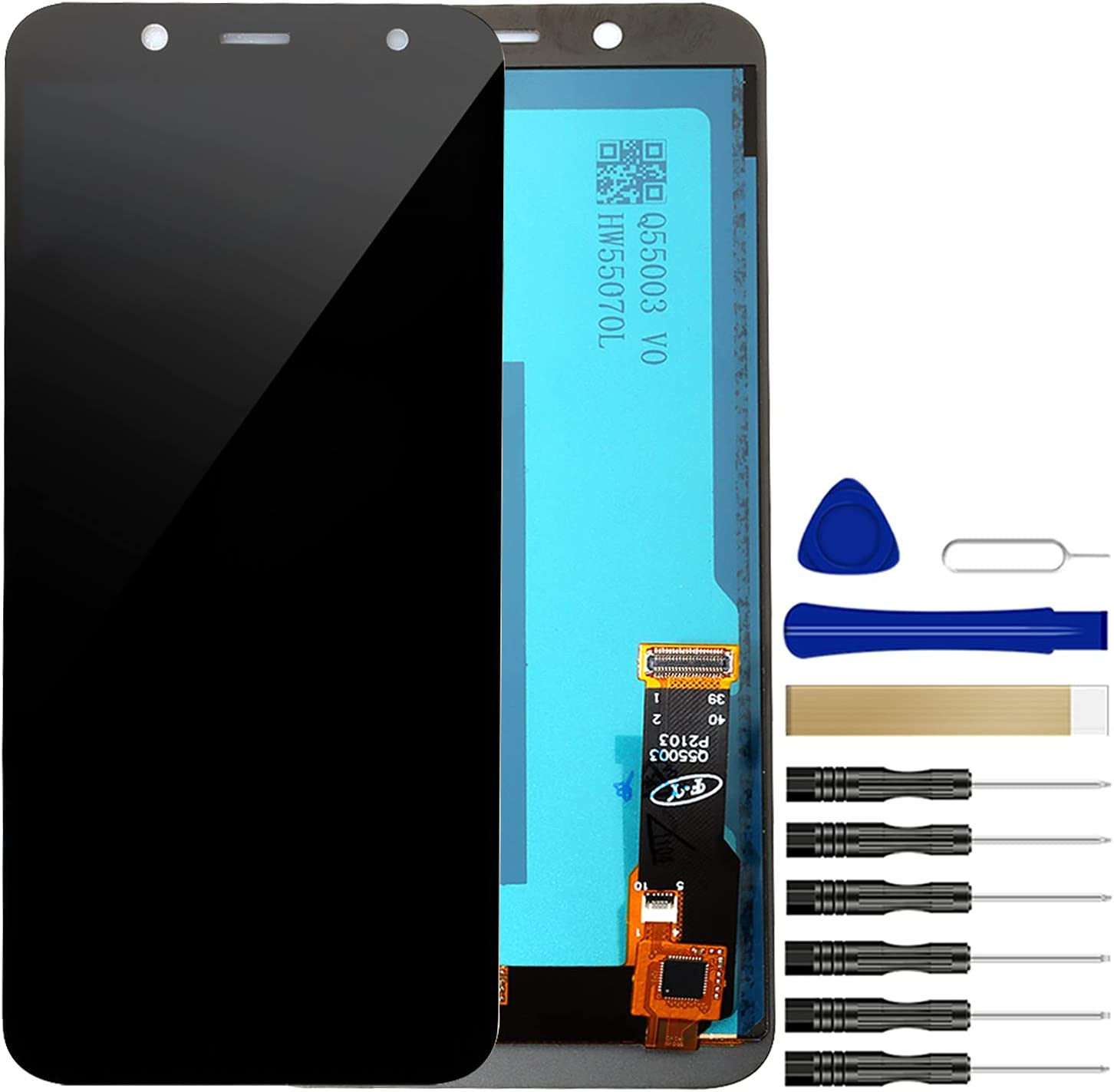 for MetroPCS Max 58% OFF Samsung Galaxy A6 SM-A600T1 Screen Asse LCD Display Direct sale of manufacturer