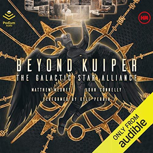 Beyond Kuiper Audiobook By Matthew Medney,                                                                                        John Connelly cover art