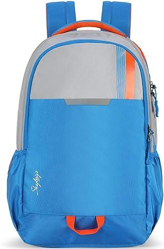 Skybags Tekie 18 cms Blue Laptop Backpack (TEKIE X 01)