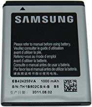 Samsung EB424255VA for SGH-A667 Evergreen SGH-A927 Flight II SGH-T479 Gravity 3 SGH-T669 Gravity Touch SCH-R630 Messager Touch SPH-M350 Seek SGH-T369 SGH-T359 Smiley SGH-A817 Solstice II