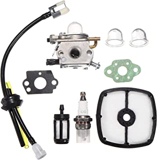 Kit di messa a punto Kit filtro aria Kit filtro carburante Kit sostituzione carburatore GCV160 Candela per GCV160A GCV160LA GCV160LE Motore HRB216 HRR216 HRS216 HRT216 HRZ216 Tosaerba