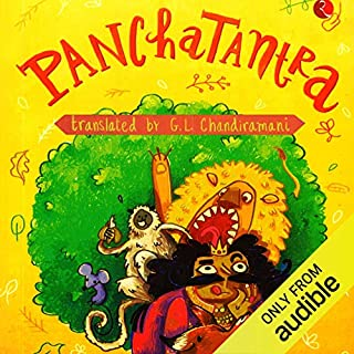 Panchatantra                   Written by:                                                                                                                                 Pandit Vishnu Sharma,                                                                                        G. L. Chandiramani                               Narrated by:                                                                                                                                 Shernaz Patel                      Length: 7 hrs and 31 mins     4 ratings     Overall 5.0