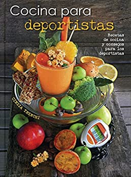 Hardcover COCINA PARA DEPORTISTAS [Spanish] Book