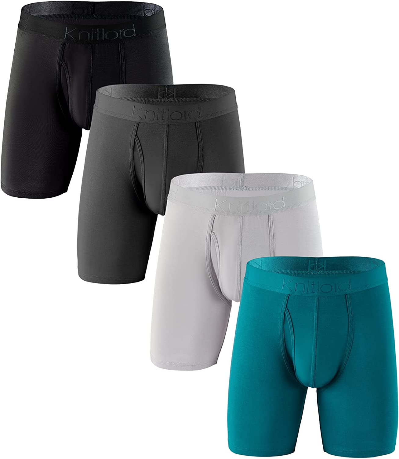 Men's Bamboo Underwear Soft Sales for sale Ranking integrated 1st place Lightweight Mid or Briefs Low Rise 3