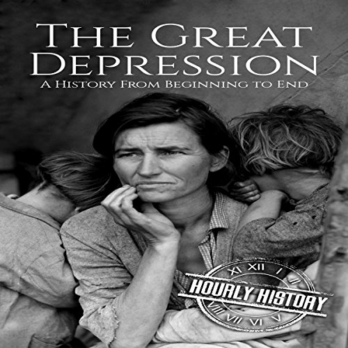 The Great Depression audiobook cover art