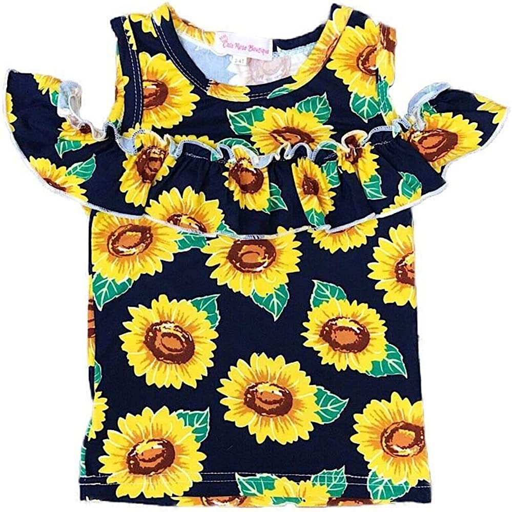 Castle Rose OFFicial Ranking TOP2 Boutique Baby Girl Toddler Tops