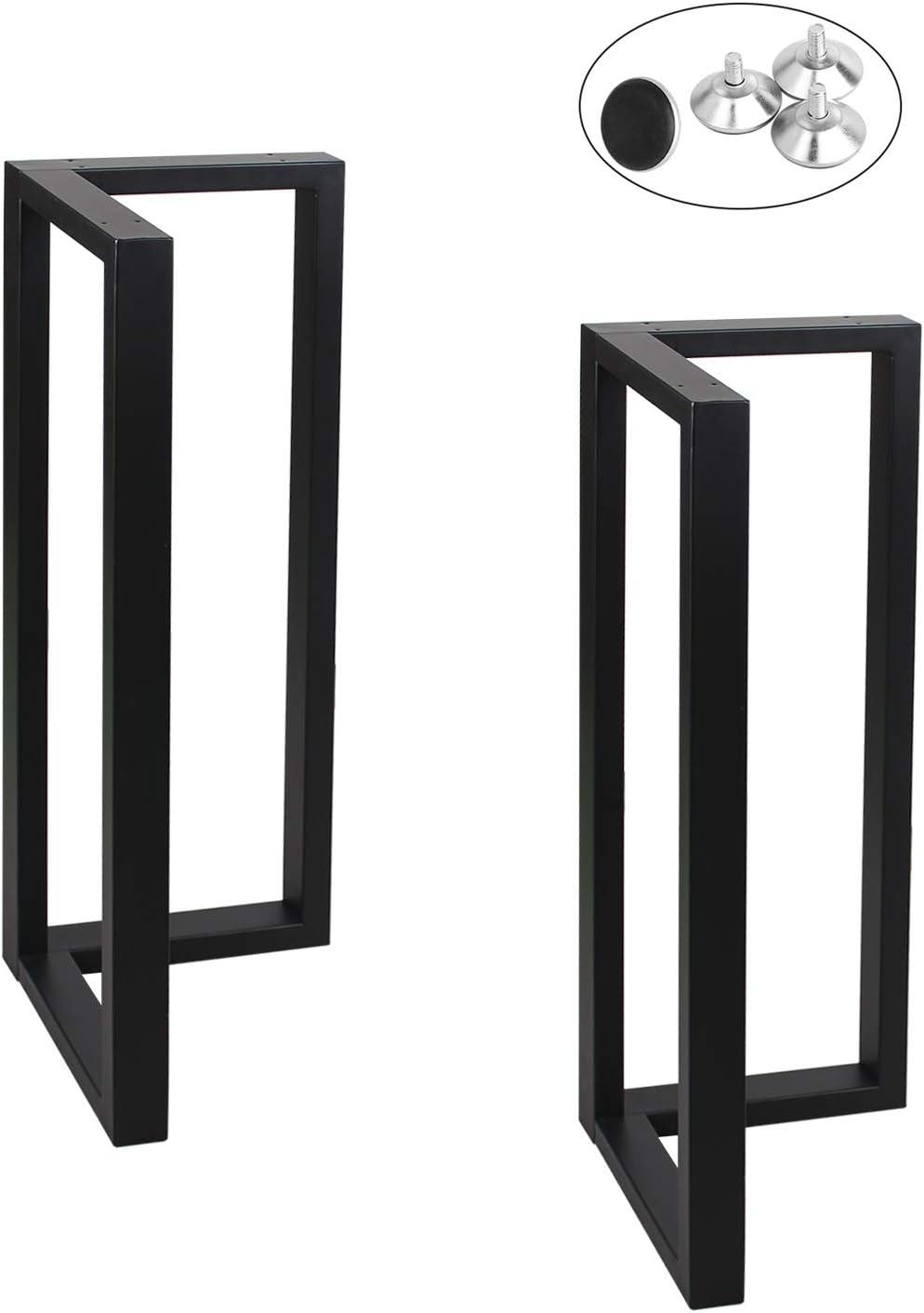 "MBQQ Furniture Legs 35""Height 17.7""Wide Rustic Decory"