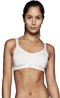 Berlei Running White Non Wired Sports Bra B4917