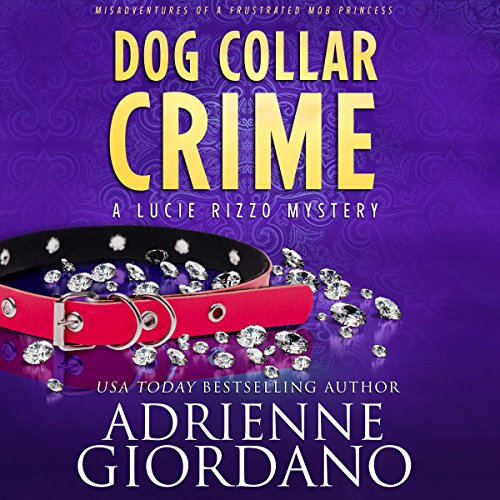 Dog Collar Crime audiobook cover art