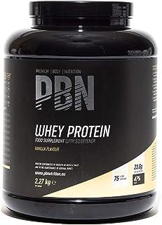 comprar comparacion PBN - Proteína de suero de leche en polvo, 2.27 kg (sabor vainilla)