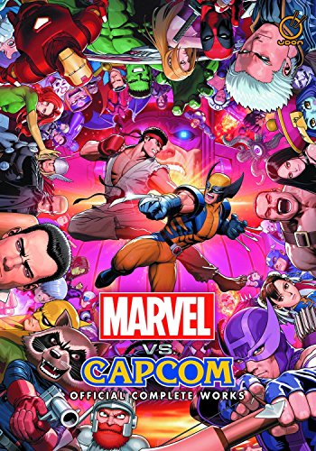 Marvel vs. Capcom Official Complete Works