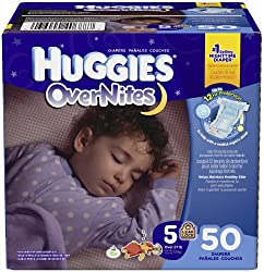 Diapers At Night - Babywise Mom