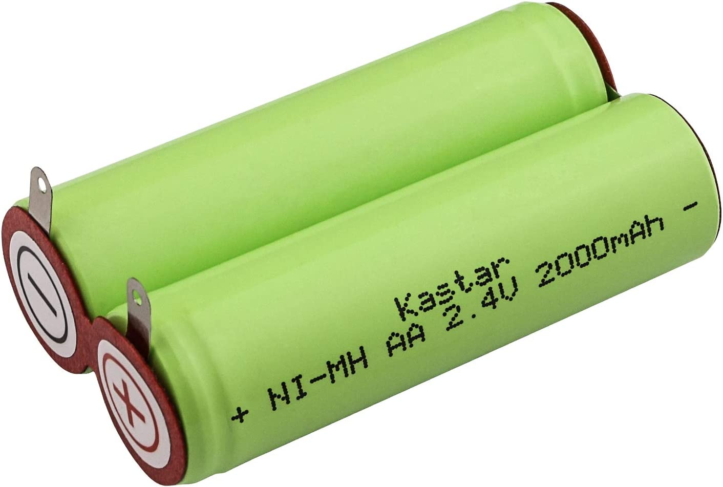 Kastar Rechargeable Shaver Battery Pack Max 47% OFF 2.4V Mos Fits Super Special SALE held 2000mAh AA