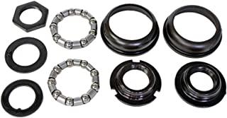Sunlite Bottom Bracket Set, 24 TPI / 68mm, Black
