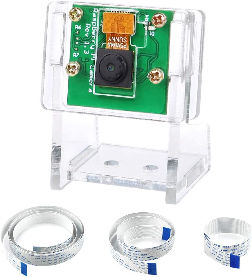 KeeYees Camera Indianapolis Mall Webcam Module for Raspberry with Pi 3 15cm 5 Size [Alternative dealer]