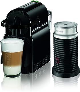 ネスプレッソ コーヒーメーカー イニッシア エアロチーノセット ブラック D40BK-A3B