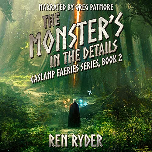 The Monster's in the Details cover art