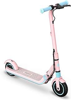 Segway Ninebot eKickScooter ZING E8 و E10 ، اسکوتر برقی کیک پسرانه و دخترانه ، سبک و تاشو ، صورتی ، آبی ، خاکستری تیره