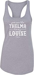 بايبر لو - أنت Thelma إلى My Louise Ideal Racerback Tank